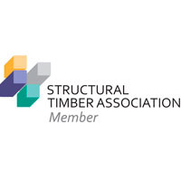 Logo - member of Structural Timber Association